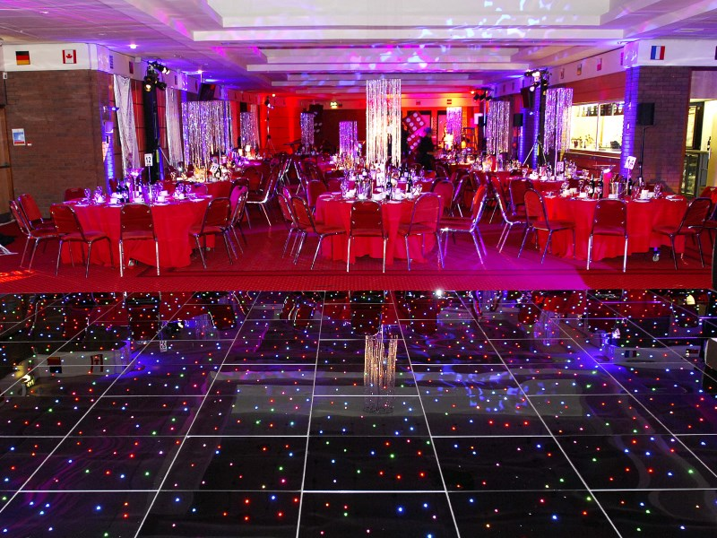 Staging, Catwalks and Dance floors